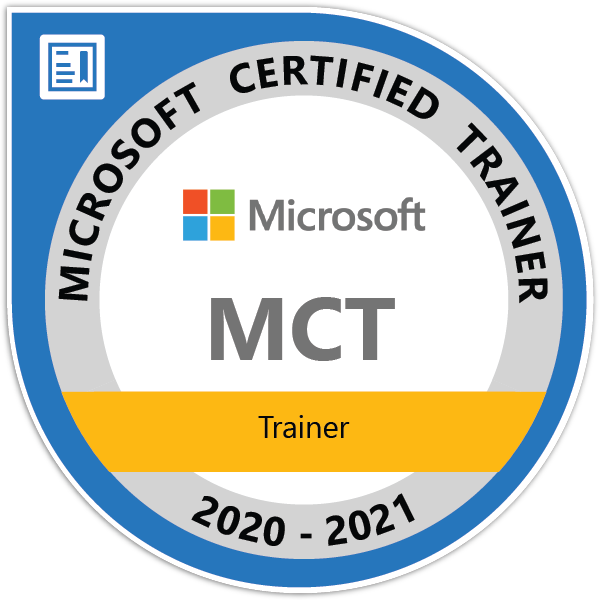MCT certificate