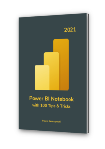 Power BI Notebook with 100 tips and tricks